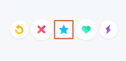 Cómo hacer match en Tinder paso 2