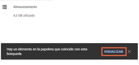 Cómo recuperar archivos huerfanos en Google Drive paso 2