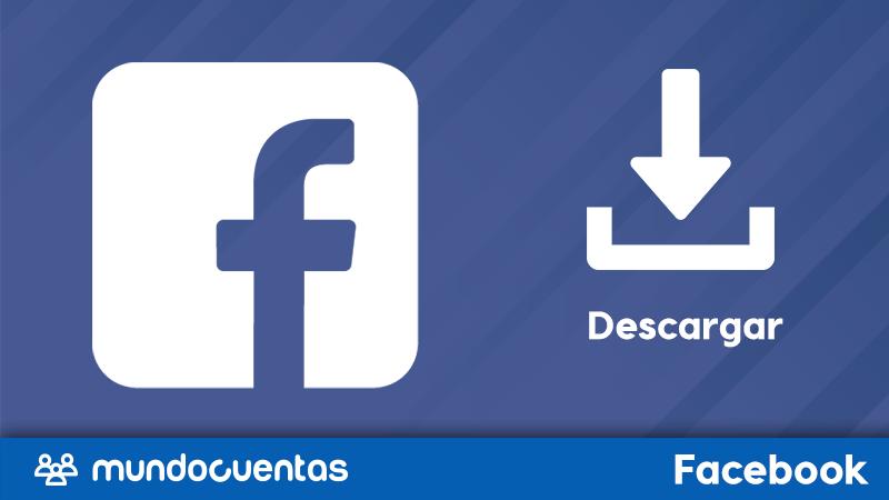 Cómo descargar Facebook