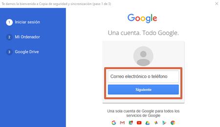 Cómo descargar Google Drive en una computadora Windows paso 6