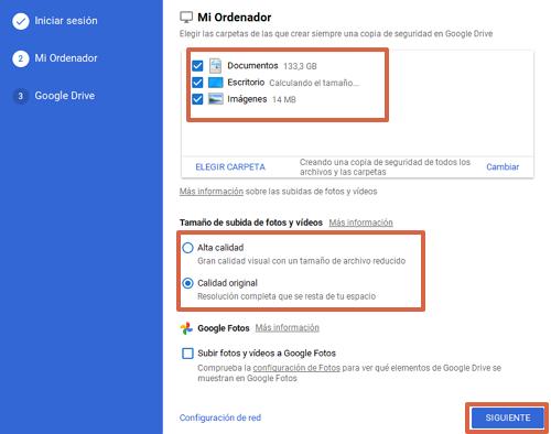 Cómo descargar Google Drive en una computadora Windows paso 7