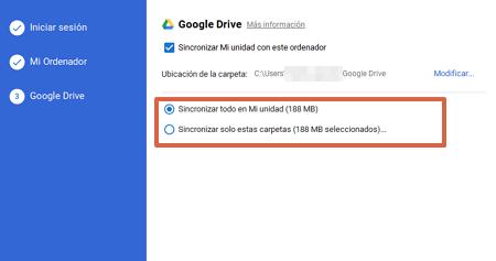 Cómo descargar Google Drive en una computadora Windows paso 8