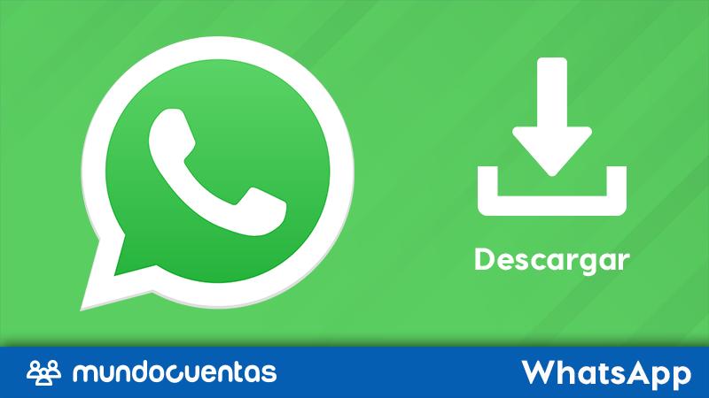 Cómo descargar WhatsApp