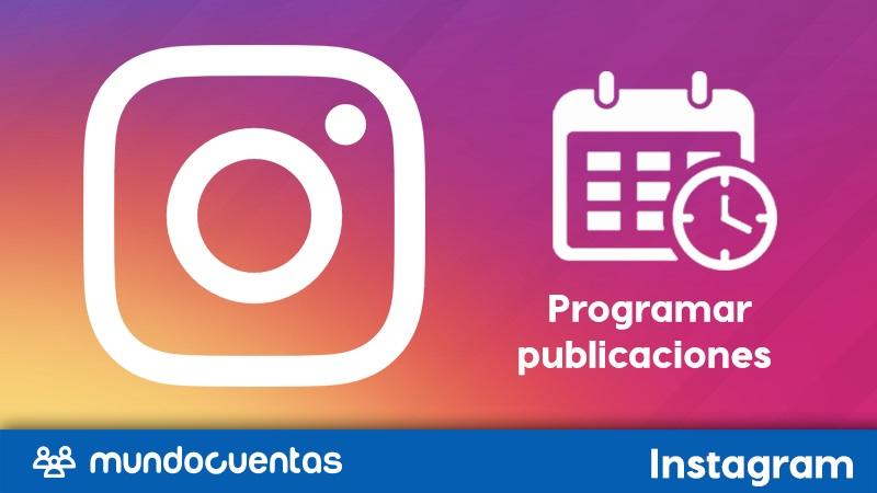 Cómo programar publicaciones en Instagram.