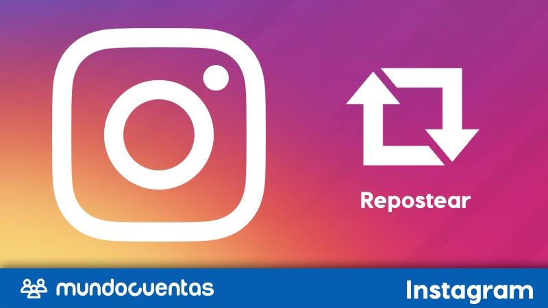Cómo repostear en Instagram.