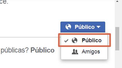 Activar la opción de seguidores en Facebook para que te empiecen a seguir en la nueva versión paso 4