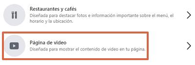 Colocar plantilla de video en Facebook para activar Insignias de Fan Destacado paso 4
