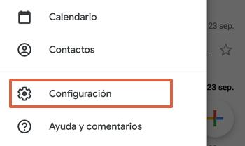 Cómo acceder al Correo de Movistar desde la aplicación de Gmail paso 2