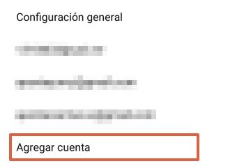 Cómo acceder al Correo de Movistar desde la aplicación de Gmail paso 3