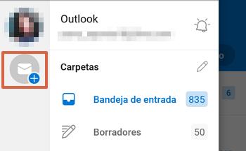 Cómo acceder al Correo de Movistar desde la aplicación de Outlook paso 3