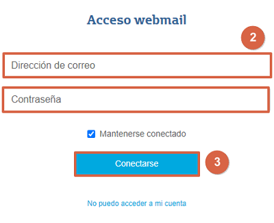 Cómo acceder al Correo de Movistar desde su página web