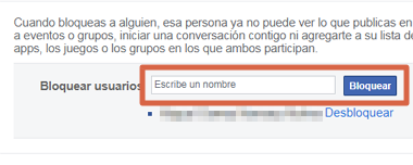 Cómo bloquear sugerencias de amistad en Facebook paso 5