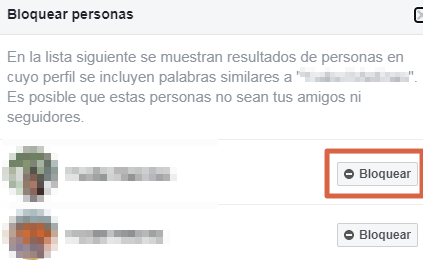 Cómo bloquear sugerencias de amistad en Facebook paso 6