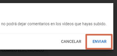 Cómo bloquear un usuario en YouTube desde la PC paso 5