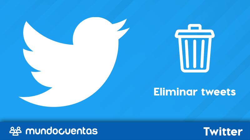 Cómo borrar o eliminar todos los tweets de una cuenta de Twitter