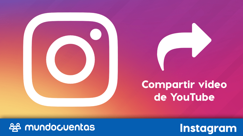 Cómo compartir un video de YouTube a Instagram