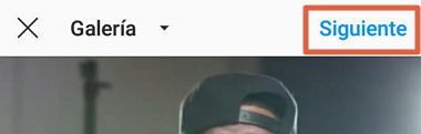 Cómo compartir videos desde YouTube a Instagram manualmente paso 2