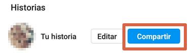 Cómo compartir videos desde YouTube a la historia de Instagram desde la app paso 7
