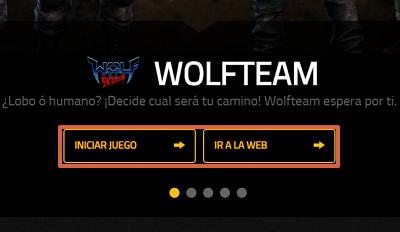 Cómo crear una cuenta de Wolfteam con Facebook paso 4