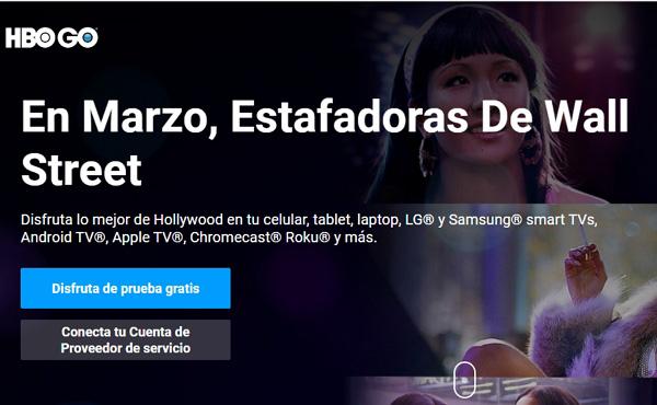Cómo darse de baja en HBO Go desde el ordenador usando la web oficial