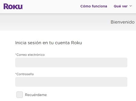 Cómo darse de baja en HBO Go desde la web oficial de Roku