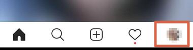 Cómo desbloquear un usuario que fue bloqueado en Instagram desde el celular método 1 paso 2