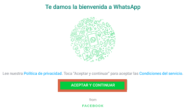 Cómo descargar WhatsApp para PC Windows o Mac con BlueStacks paso 7