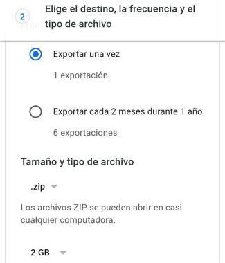 Cómo descargar todas las fotos desde Google Fotos al celular paso 10