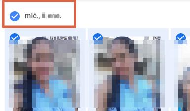 Cómo descargar un álbum completo desde Google Fotos al ordenador paso 3