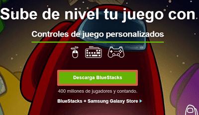 Cómo descargar y usar TikTok en la PC con BlueStacks paso 1