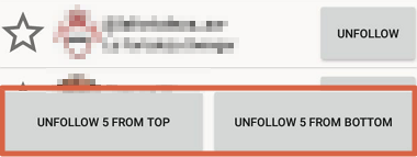 Cómo eliminar seguidos y personas que no te siguen de vuelta en Instagram usando apps móviles