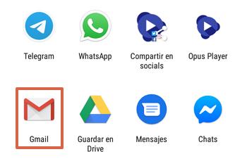 Cómo guardar o descargar audios de WhatsApp desde el celular paso 3