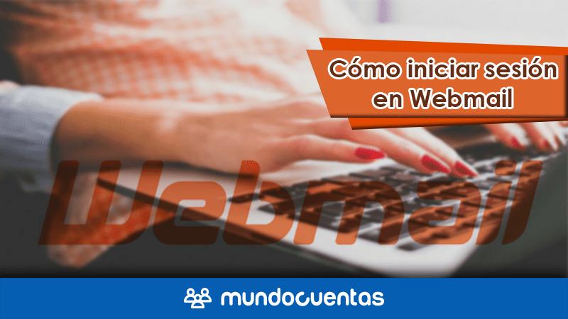 Cómo iniciar sesión en Webmail