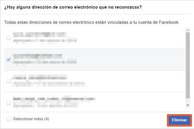 Cómo recuperar una cuenta de Facebook robada con hackeada con Facebook Hacked paso 6
