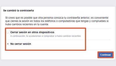 Cómo recuperar una cuenta de Facebook robada con hackeada con el número telefónico paso 6