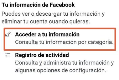 Cómo saber quiénes te siguen en Facebook desde el celular usando Facebook Lite paso 4