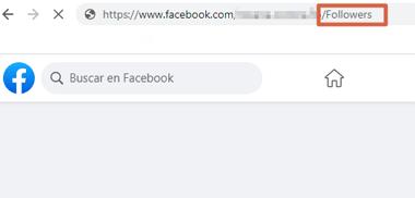 Cómo saber quiénes te siguen en Facebook desde el ordenador paso 3