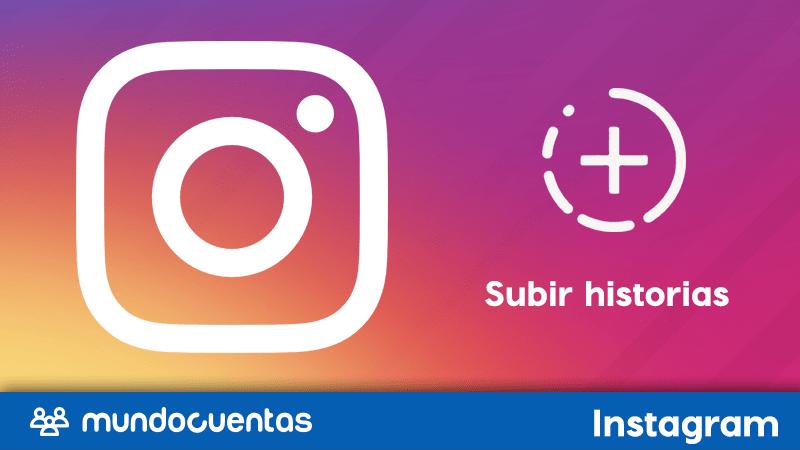 Cómo subir historias a Instagram desde la PC