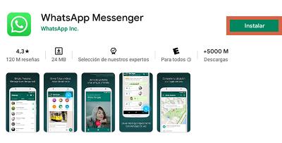 Cómo usar WhatsApp Web sin celular encendido o sin conexión a internet paso 5