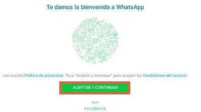 Cómo usar WhatsApp Web sin celular encendido o sin conexión a internet paso 6