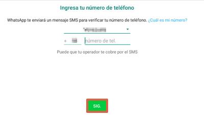 Cómo usar WhatsApp Web sin celular encendido o sin conexión a internet paso 7