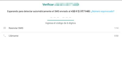 Cómo usar WhatsApp Web sin celular encendido o sin conexión a internet paso 9