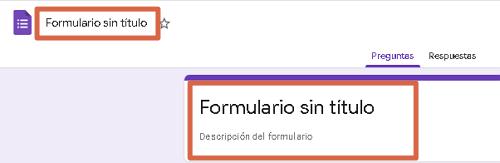 Crear hacer encuesta utilizando Google Forms en Google Drive paso 2