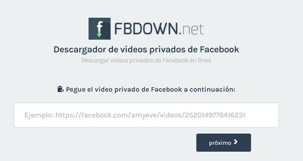 FB Down Private