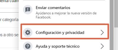 Guardar y descargar todas las fotos de tu perfil de Facebook desde el ordenador paso 1