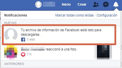 Guardar y descargar todas las fotos de tu perfil de Facebook desde el ordenador paso 6