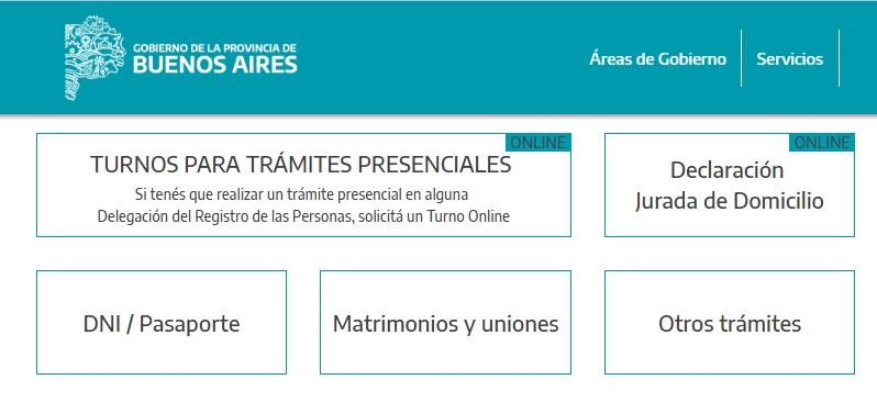 buscar personas por argentina gobierno