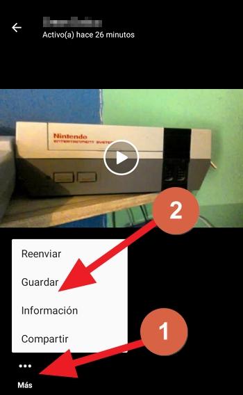 descargar videos de messenger