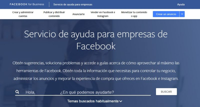 facebook for bussiness