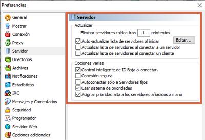 Cómo agregar los servidores de eMule de forma automática paso 3